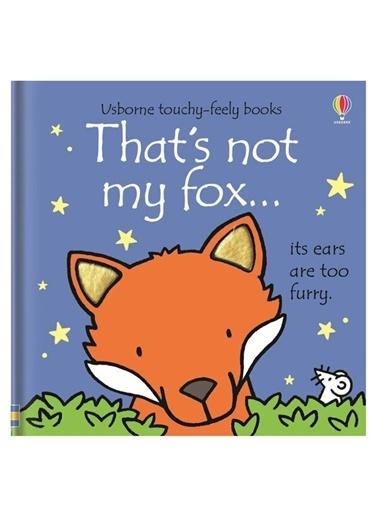 The Usborne The Usborne Thats Not My Fox Beyaz